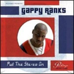 Put the Stereo on - Vinile LP di Gappy Ranks