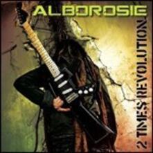 2 Times Revolution - Vinile LP di Alborosie