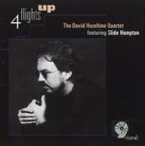 CD 4 Flights up David Hazeltine