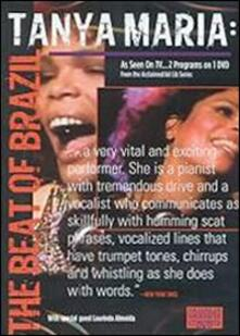 Tanya Maria. The Beat of Brazil - DVD