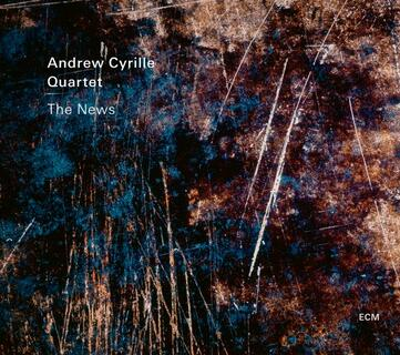 CD The News Andrew Cyrille
