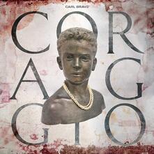 Coraggio (Coloured Vinyl) - Vinile LP di Carl Brave