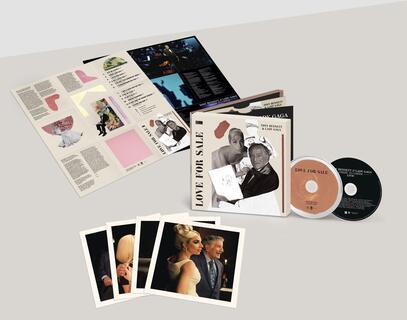 CD Love for Sale (2 CD Deluxe Edition) Tony Bennett Lady Gaga