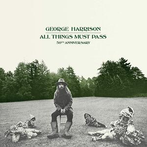 Vinile All Things Must Pass (50th Anniversary 3 LP Edition) George Harrison