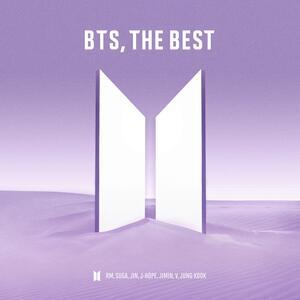 CD BTS. The Best BTS