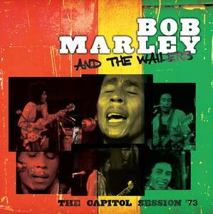Vinile The Capitol Session '73 (Coloured Vinyl) Bob Marley Wailers