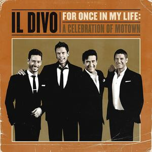 CD For One in My Life Il Divo