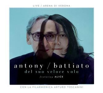 Vinile Del suo veloce volo (Esclusiva IBS.it - Limited, Numbered & Coloured Vinyl Edition) Franco Battiato Antony and the Johnsons
