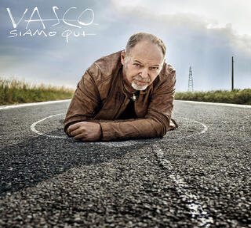 CD Siamo qui Vasco Rossi