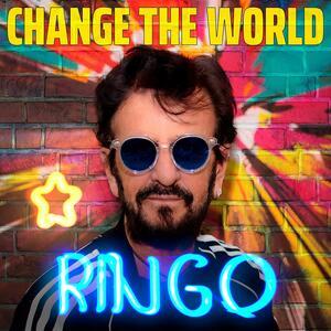 CD Change the World Ringo Starr