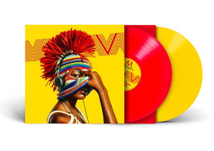 Vinile V (Esclusiva IBS.it - Limited, Numbered & Coloured Vinyl) Alessandro Mannarino