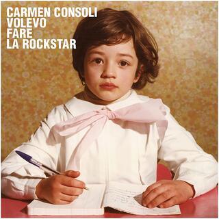CD Volevo fare la Rockstar Carmen Consoli