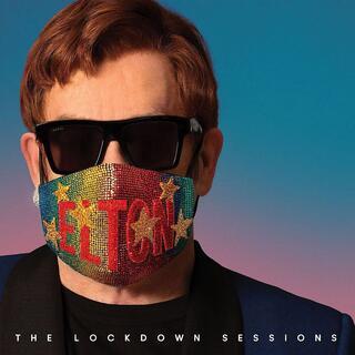 CD The Lockdown Sessions Elton John