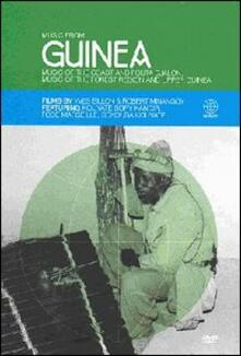 Music From Guinea - DVD