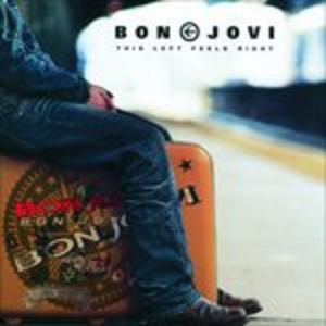 CD This Left Feels Right di Bon Jovi