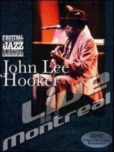 Film John Lee Hooker. Live in Montreal