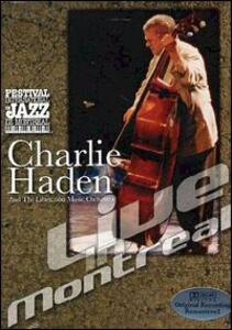Charlie Haden & The Liberation Music Orchestra - Live In Montreal - DVD