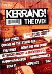 Film Kerrangi. The DVD