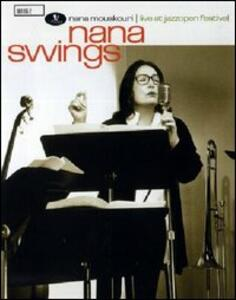 Nana Mouskouri. Nana Swings - DVD