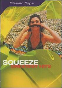 Squeeze. Greatest Hits - DVD