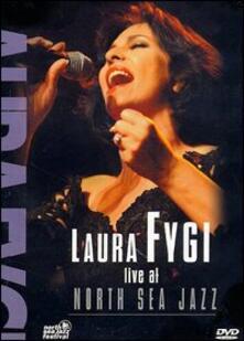 Laura Fygi. Live at North Sea Jazz - DVD