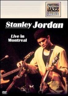 Jordan Stanley. Live in Montreal - DVD