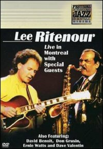 Film Lee Ritenour. Live in Montreal