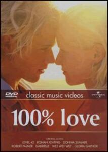100 % Love. Classic Music Videos - DVD