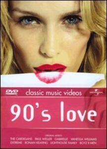 90's Love. Classic Music Videos - DVD