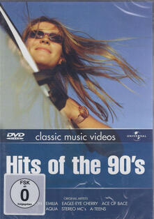 Hits of the 90's. Classic Music Video - DVD