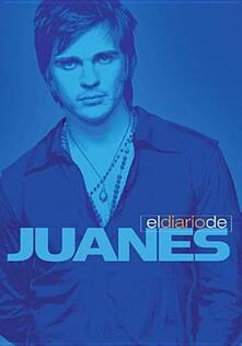 Juanes. El diario de Juanes - DVD