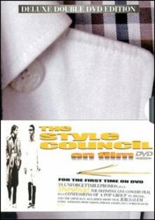 The Style Council. Style Council On Film (2 DVD) - DVD