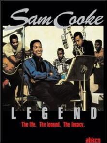 Sam Cooke. Legend - DVD