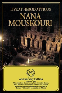 Film Nana Mouskouri. Live at Herod Atticus