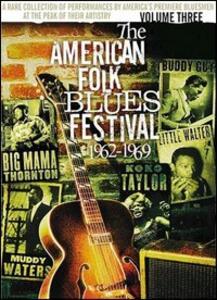 The American Folk Blues Festival. Volume 3. 1962 - 1969 - DVD