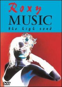 Roxy Music. The High Road di Robin Nash - DVD