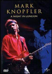 Mark Knopfler. A Night in London - DVD