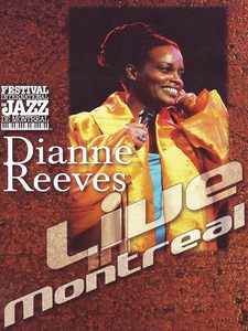 Film Dianne Reeves. Live in Montreal