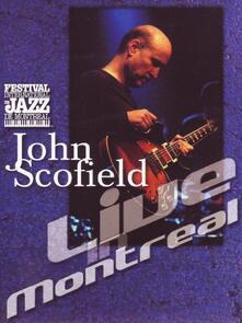 John Scofield. Live In Montreal - DVD