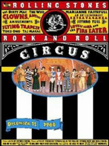 Film The Rolling Stones. Rock and Roll Circus