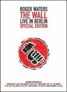 Roger Waters. The Wall: Live in Berlin 1990<span>.</span> Special Edition - DVD