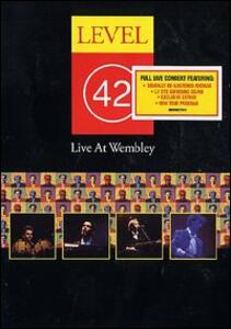 Level 42. Live at Wembley - DVD