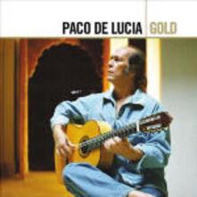 Gold - CD Audio di Paco De Lucia