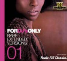 For DJs Only vol.1. 105 Classics - CD Audio