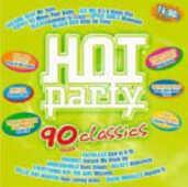 CD Hot Party Classics '90 vol.3