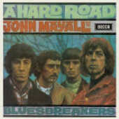 CD A Hard Road John Mayall