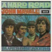 CD A Hard Road John Mayall