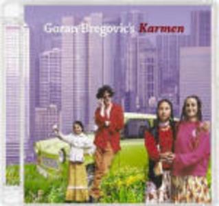 CD Karmen di Goran Bregovic