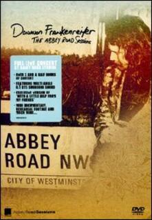Donavon Frankenreiter. Abbey Road Session - DVD di Donavon Frankenreiter