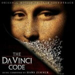 Il Codice da Vinci (The da Vinci Code) (Colonna Sonora) - CD Audio di Hans Zimmer